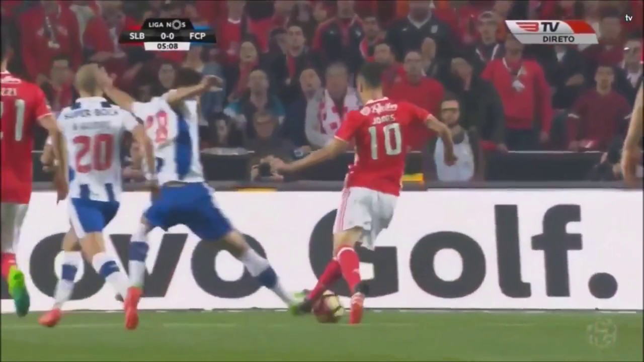 Resumo Benfica: Benfica 1-1 FC Porto