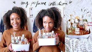 My PERFUME COLLECTION • Ma Collection de Parfums ~ Ursula