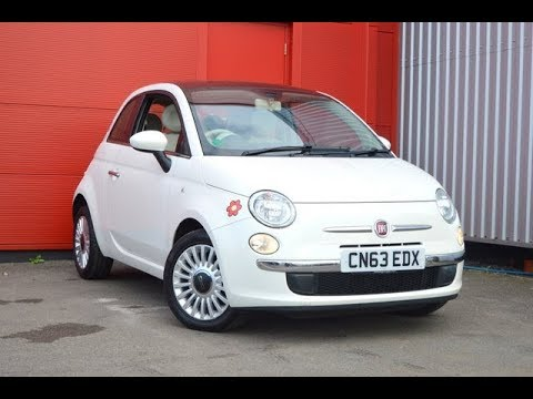 Wessex Garages Penarth Road Cardiff, Used, Fiat 500 LOUNGE, PETROL, MANUAL, CN63EDX
