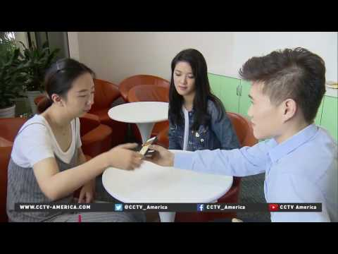 Smartphone apps are changing daily life in China