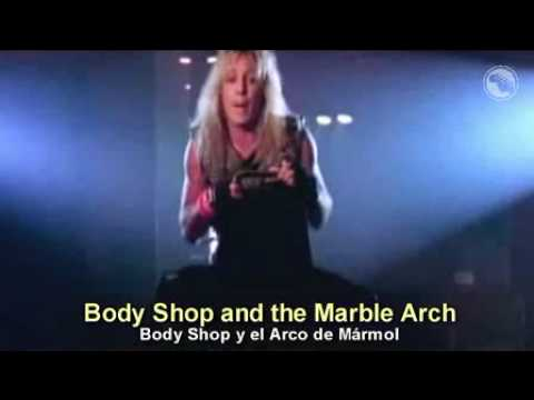 Mötley Crüe    Girls, Girls, Girls - subtitulada al español y al ingles