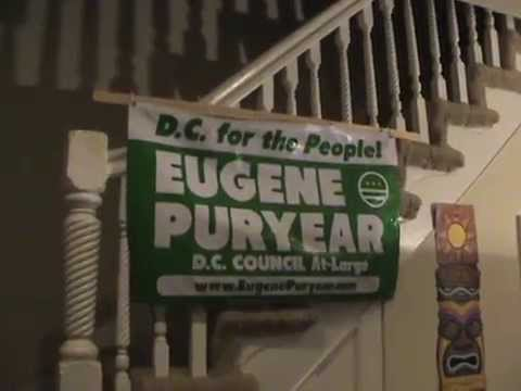 Eugene Puryear Green Party