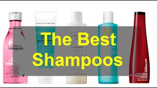 10 Best Shampoo Brands for Healthy Hair in 2016