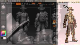 Мастер-класс Ивана Смирнова на GamerLive2011