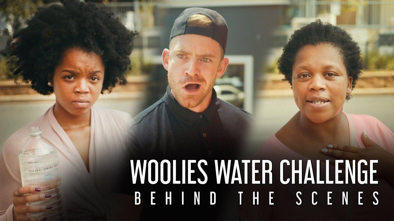 Woolies Water Challenge (Episode 41) | Behind the Scenes