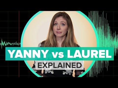 Yanny vs Laurel debate explained