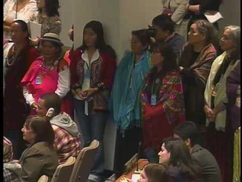 Permanent Forum On Indigenous Issues