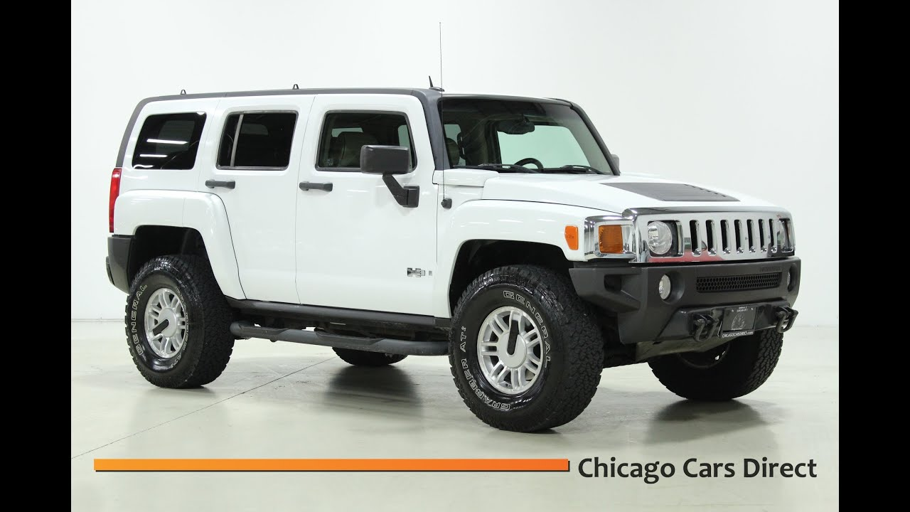 Chicago cars direct presents a 2006 hummer h3 luxury suv youtube chicago cars direct presents a 2006 hummer h3 luxury suv vanachro Image collections
