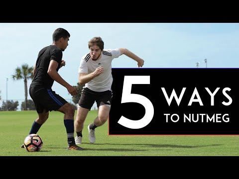 TOP 5 Ways To NUTMEG DEFENDERS In REAL GAMES