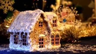 видео Новогодний домик