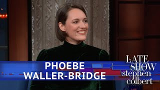 Phoebe Waller-Bridge Made Meryl Streep Laugh