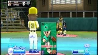 Little League® World Series Baseball 2009 (Nintendo Wii) - Regional Finals - Part 2