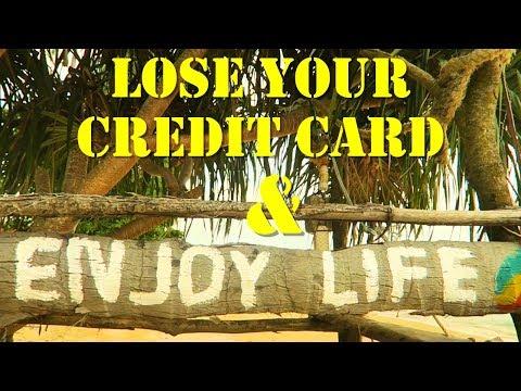 THAILAND | KOH LANTA | I LOST MY CREDIT CARD | Travel Vlog 85