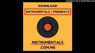 Harmonize ft Sarkodie - Dm Chick (Instrumental) (By E Beats)