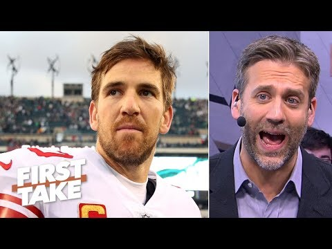 Why the Giants must draft Dwayne Haskins according to Max Kellerman | First Take