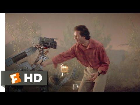 Short Circuit (7/8) Movie CLIP - Spontaneous Emotional Response (1986) HD