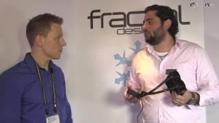 computex 2014: Fractal Design Kelvin T12, S24 & S36 Wasserkühlungen