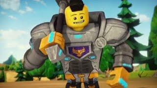 Джестро и Книга Монстров 5 серия.Лего мультики Нексо Найтс.Видео для детей.LEGO cartoon Nexo Knights