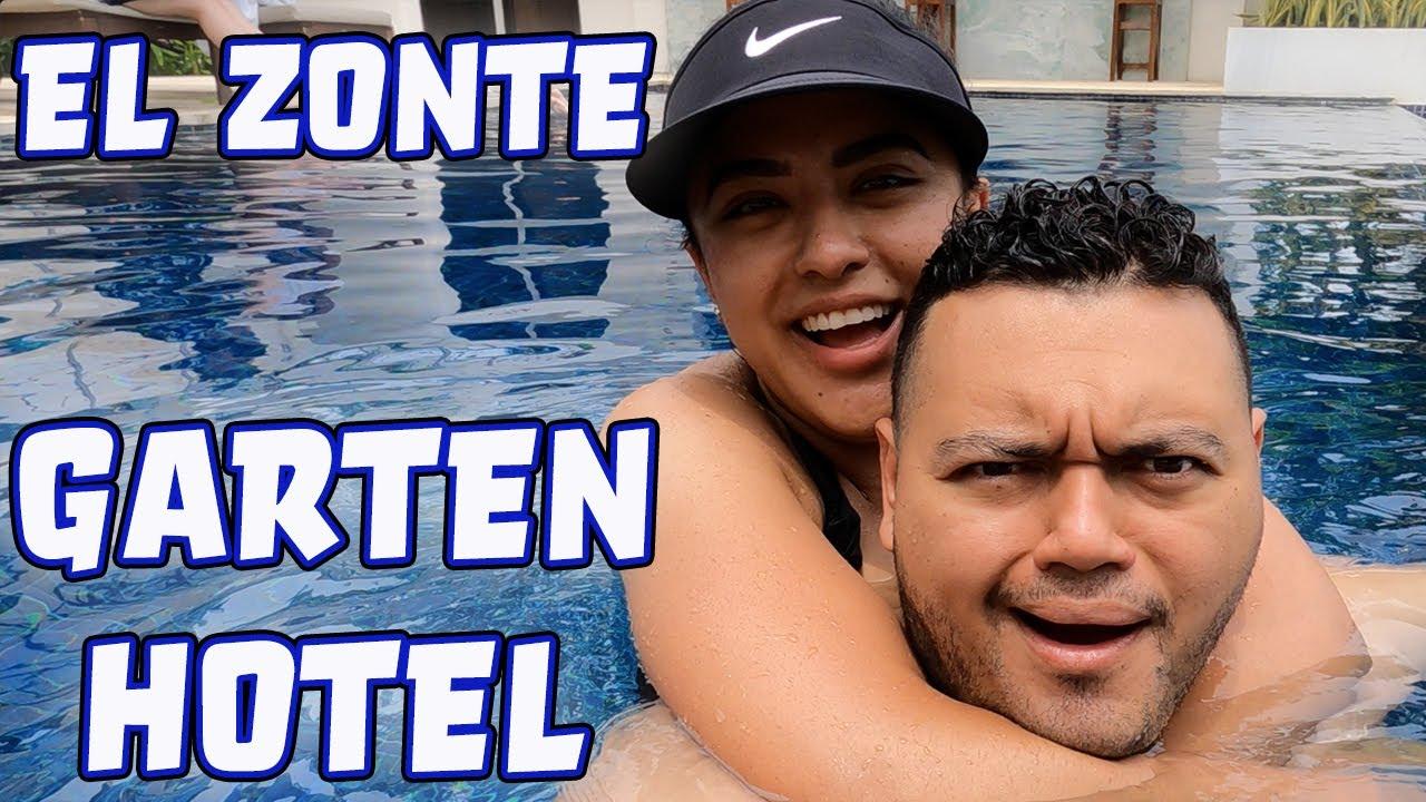 Download Garten Hotel, El Zonte, La Libertad    El Salvador Travel 🇸🇻