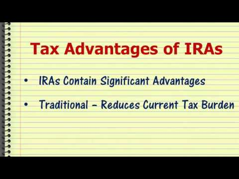 Are option trading profits in ira taxable