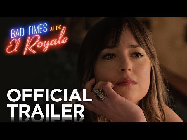 Bad Times at the El Royale | Official Trailer | 20th Century FOX