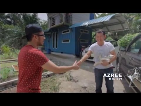 Container House Malaysia - Rumah Kontena @ 8TV HOODS