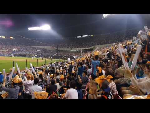 Korean Baseball 2015 Busan Lotte Giants VS Doosan Bears