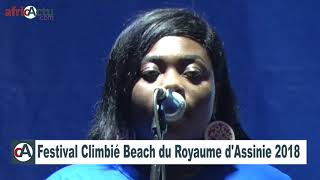 Yode et Siro en live au Festival Assinie Climbie Beach 2018