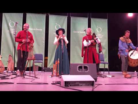 Stary Olsa - March to Frankfurt. Oregon, live 2017