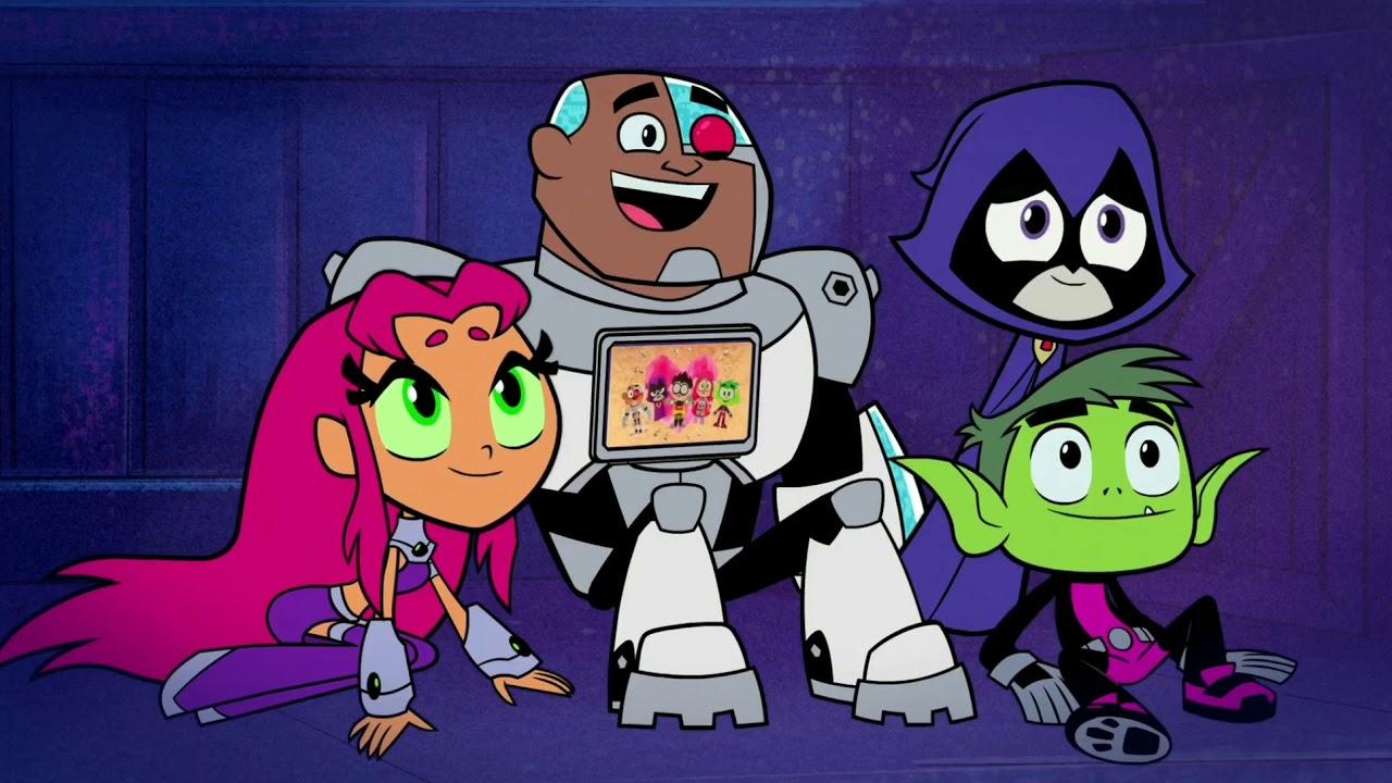 Teen Titans Vs Slade Part 1 - Teen Titans Go To The -1673