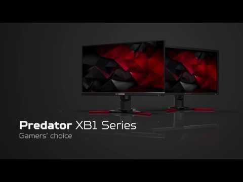 Predator XB1 Series Gaming Monitor – Gamers' Choice