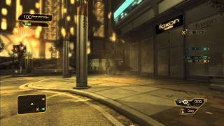 Deus Ex: Human Revolution Quick Play HD [part 2] (GigaBoots.com)