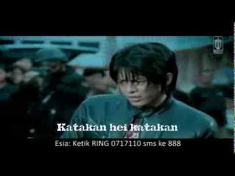 Pesan Mundur Peterpan - Bintang di Surga 2004 (Scary Message)
