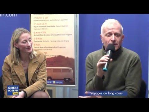 Rencontre avec Émeric Fisset, Géraldine Dunbar & Antoine Bertrandy (Transboréal)