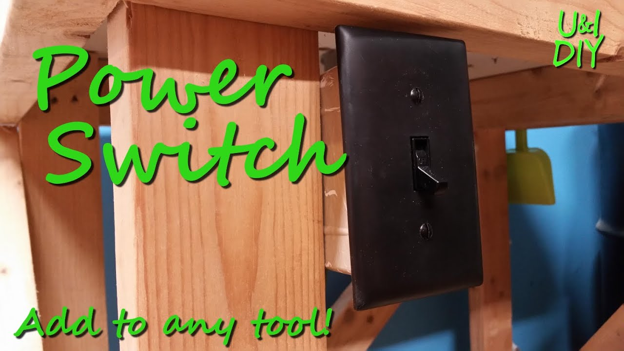 Power switch diy tutorial youtube power switch diy tutorial greentooth Image collections