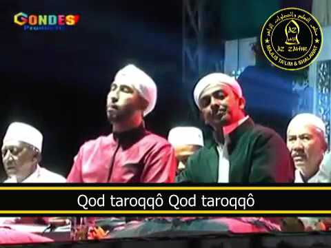 Az Zahir Ya Laqolbin Terbaru +Lirik