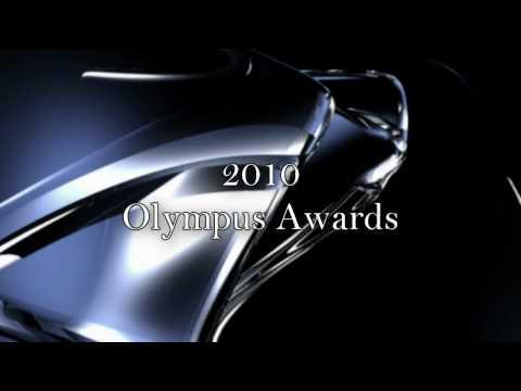 Hemet San Jacinto Chamber of commerce Olympus Award Logo