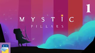 Mystic Pillars: Levels 1 - 24 Walkthrough & iOS / Android Gameplay Part 1 (by Holy Cow Productions)