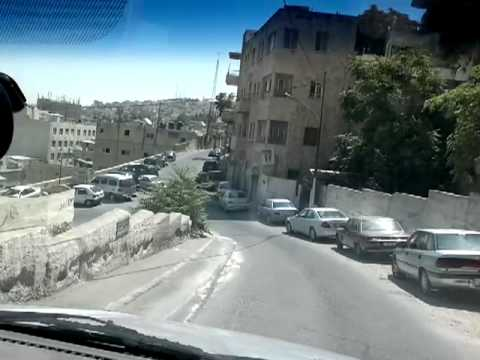 Driving in Amman 1