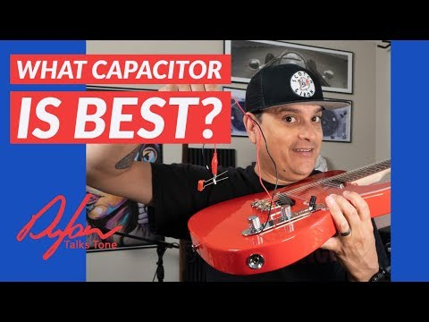What Capacitors Should I Use In My Guitar - A demo