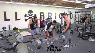 Bradley Martyn | the wrong hype man | ALL YOU VS ALL ME