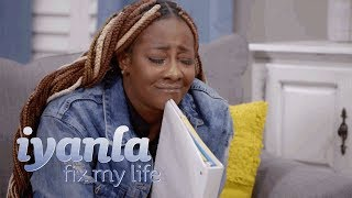 Le'Andria Johnson: My Children Know I Have a Drinking Problem | Iyanla: Fix My Life | OWN