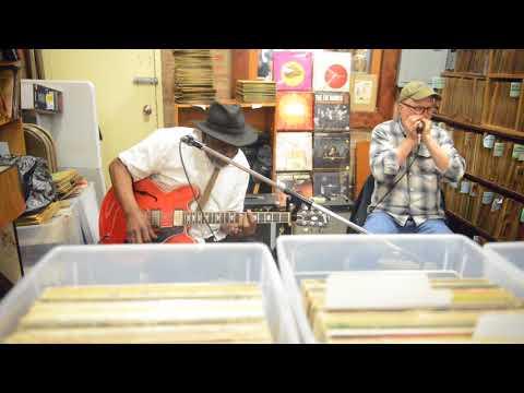 Lurrie Bell Mojo Working April 21 2018 Bobs Blues & Jazz Mart nunupics