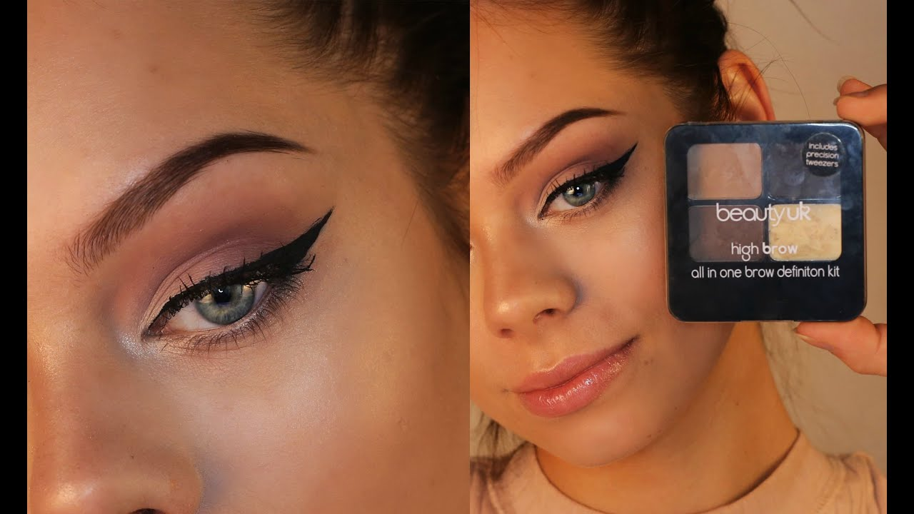Perfect Brows Beauty On A Budget Youtube