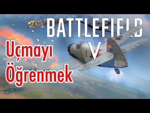 Battlefield 5 Uçak Nasıl Kullanılır