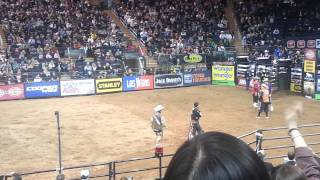 Madison Square Garden rodeo.