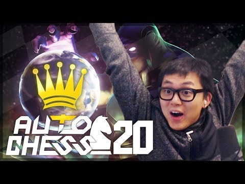 QUEEN AMAZ!?!? | Amaz Auto Chess 20