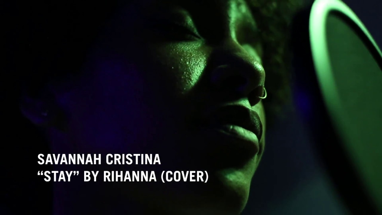 """MXL CR89 Vocal Demo - """"Stay"""" by Rihanna (Cover) - YouTube  MXL CR89 Vocal ..."""