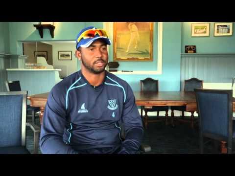 T20 overseas star Dwayne Smith speaks to SussexTV
