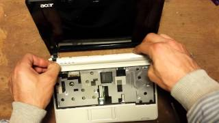 Sustituir HDD en laptop acer aspire one